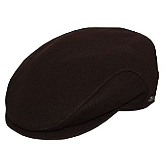 Amazon.com  Wigens Carl- Wool Ivy Style Cap with Earflaps  Clothing fc46f34c9ce5