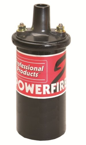 Professional Products 30100 Black Powerfire 2 Coil