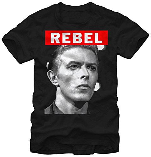 David Bowie- Big Rebel T-Shirt Size M