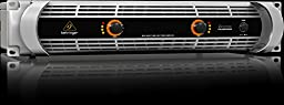 Behringer NU6000 iNuke Ultra-Lightweight, High-Density 6000-Watt Power Amplifier