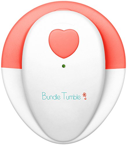 BundleTumble BabyBlip Womb Baby Sound Amplifier With Dual Li
