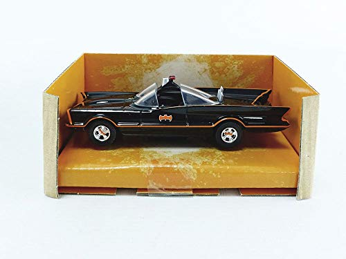 Model Batmobile - Jada 1966 TV Series Classic Batman Batmobile 1/32 Diecast Model Car F977-98225