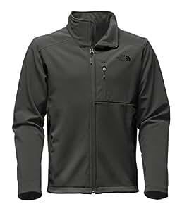 The North Face Men's Apex Bionic 2 Jacket - Asphalt Grey/Asphalt Grey - XS