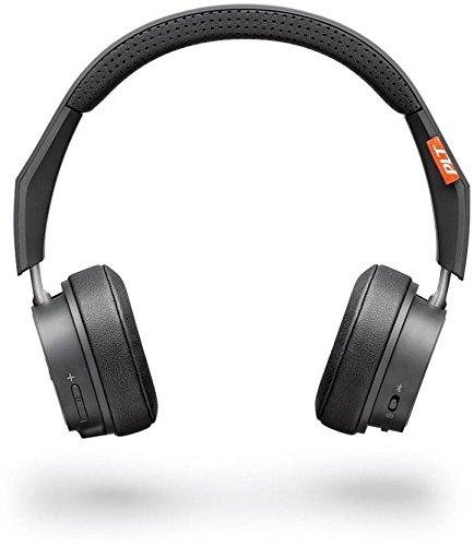 Plantronics Backbeat 505 Bluetooth Headphones bluetooth Headphones  Dark Grey, Over the Ear  Over Ear Headphones