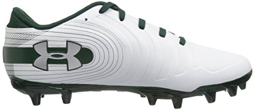 Men's Under Low Shoe Armour White 102 Football Green Mc Nitro Forest 5qqwgrtxT