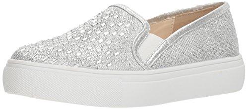 Touch Jewel Sneaker Silver Women's Ups RCqWCwAYrZ