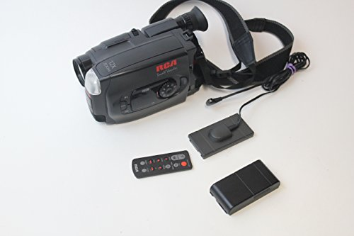 RCA Small Wonder VHS-C Camcorder Model No. CC614 for sale  Delivered anywhere in USA