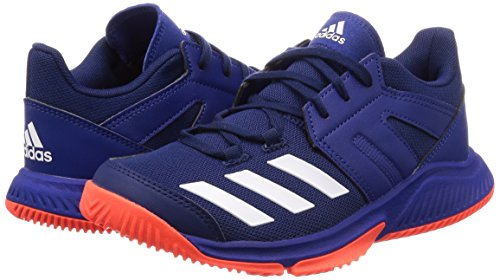 Ftwbla Hommes Chaussures Essence Bleu azuosc 000 Rojsol Handball Adidas Pour De 58xdw8XP