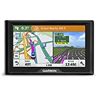 "Garmin Drive 51 LM 5"" Touchscreen Portable GPS with Lifetime Map Updates"
