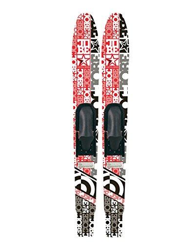 Jobe Heavy Duty Hemi Combo Ski Pair, 65-Inch