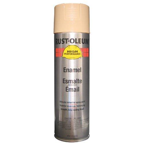 RUST-OLEUM V2171838 15-Ounce Tan Spray - Tan Paint Spray