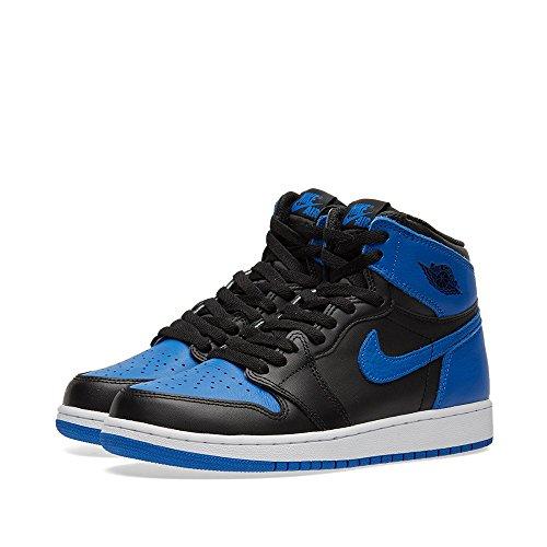 Nike-Kids-Air-Jordan-AJ-1-Retro-OG-High-Top-Shoe-BlackRoyalWhite