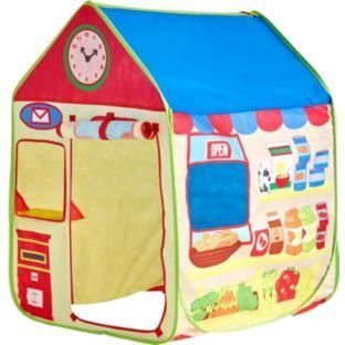 Hours of fun2-in-1 Post Office Play Tent. by Chad  sc 1 st  Amazon.com & Amazon.com: Hours of fun2-in-1 Post Office Play Tent. by Chad ...