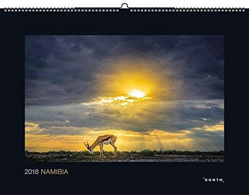 Namibia 2018: Kalender 2018 (KUNTH Wandkalender Black Edition)