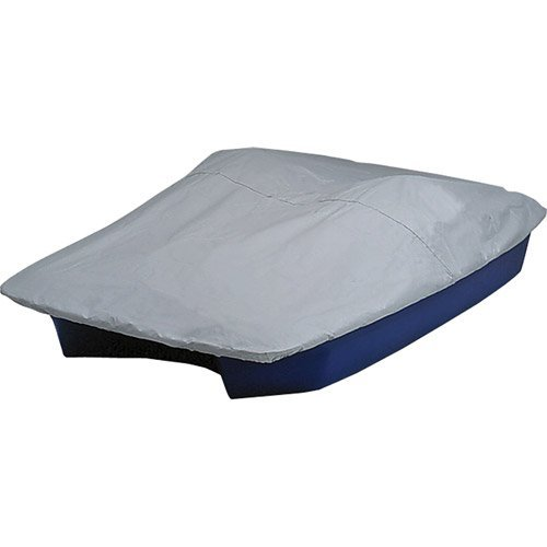 Pedal Blue Boat - Sun Dolphin 3 Seat Pedal Boat Mooring Cover (Gray/Blue)