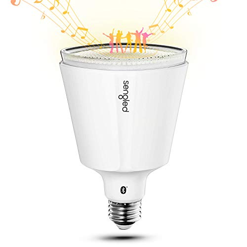 Led Light Bulb Bluetooth Speaker in US - 4