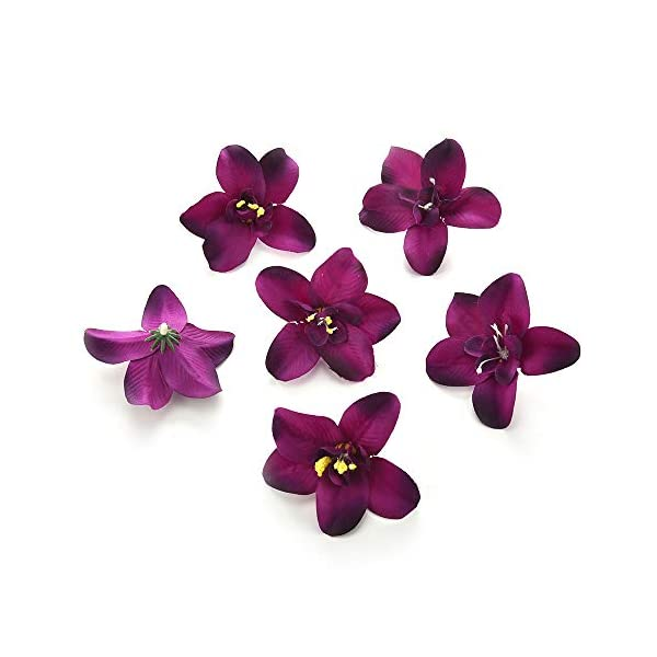 Artificial-Flowers-Fake-Flower-Heads-in-Bulk-Wholesale-for-Crafts-Silk-Orchid-Head-Wedding-Decoration-DIY-Party-Festival-Home-Decor-Wreath-Gift-Scrapbooking-Craft-Flowers-30pcslot-7cm-Purple