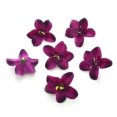 Artificial Flowers Fake Flower Heads in Bulk Wholesale