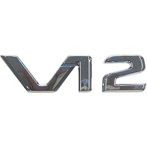 mercedes benz v12 emblem - 6