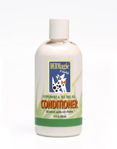 DERMagic Peppermint and Tea Tree Oil Conditioner 12 fl. oz., My Pet Supplies