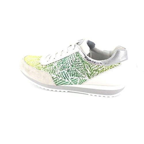 Paul Green 4444-019 Womens Lace-Up Shoe, Multicoloured 5.5 UK