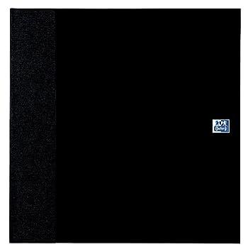 Oxford 100735338 European – Agenda (semanal año 2019 20 x 20 cm negro