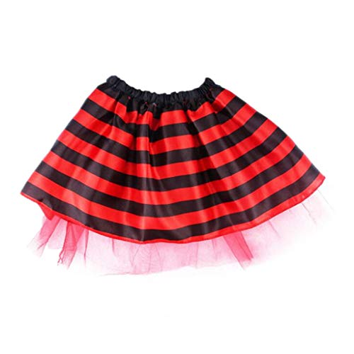 ballboU-Kids Baby Halloween Costume Multi Layer Contrast Color