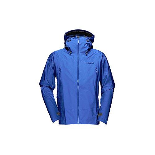 Norrona ノローナ フォルケティン ゴアテックスジャケット メンズ B077Z2GNDJ Medium|エレクトリックブルー エレクトリックブルー Medium