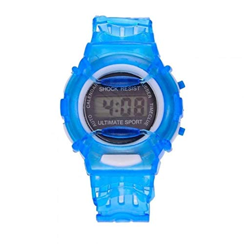 Acecor Unisex Fashion Simple Digital Watch Quartz Wristwatch Kids Sport Watch Wrist Watches from Acecor