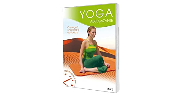 Amazon.com: Yoga Adelgazante (Import Movie) (European Format ...