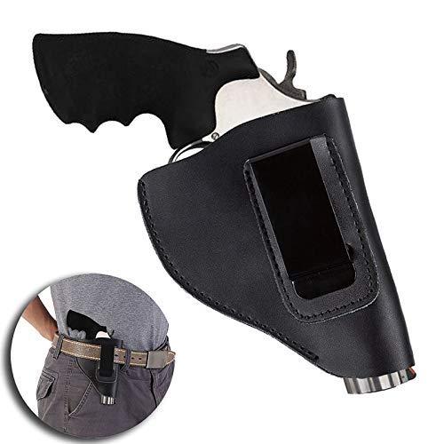 Gexgune Chasse Fournitures Holster Tactique Cool dans Accessoires pour Armes à feu Cuir véritable Chasse Holster… 1