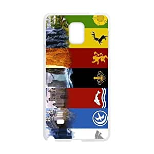 aqiloe diy Wonderful country scenery Cell Phone Case for Samsung Galaxy Note4