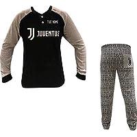 MAESTRI DEL CALCIO Pigiama Bambino Ufficiale F.C. Juventus Juve Personalizzato Personalizzabile