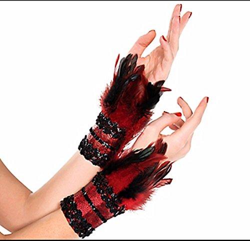Firebird Wrist Cuffs -