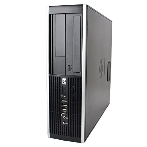 HP 8100 Desktop Computer Intel i5 3.2GHz Processor 8GB Memory 1TB HDD Genuine Windows ...