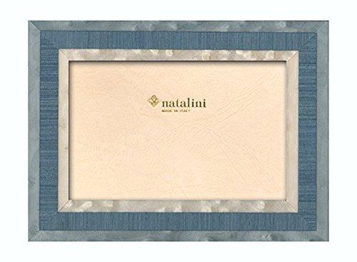 - Natalini 4 X 6 Riva Azzurro Frame Made in Italy