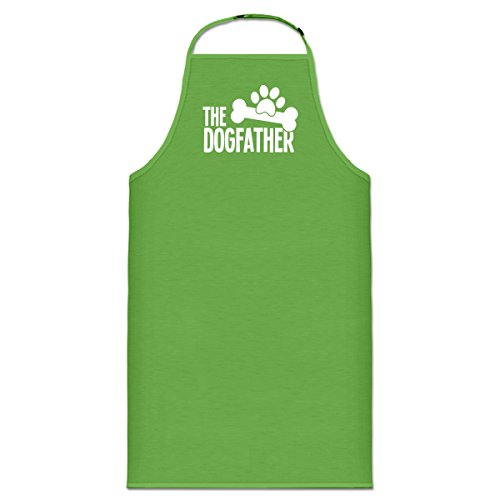Shirtcity The Dogfather Cooking Apron One Size - Dogfather & Co