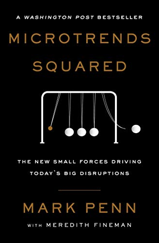 Microtrends Squared: The New Small Forces Driving Today's Big Disruptions