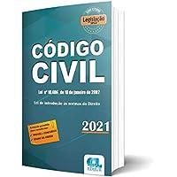 Código Civil - Série Legislação 2021 - 4a. Edição