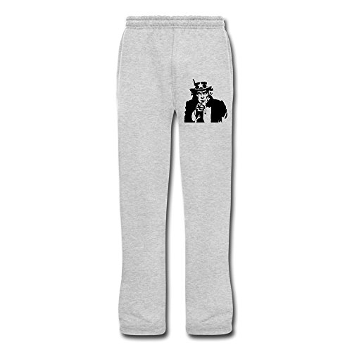 Sam Fleece - Men's Uncle Sam Fleece Sweatpants Ash Cool