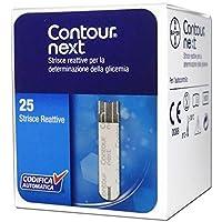 Contour Next Glicemia 25Str