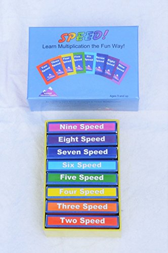 Amazon Speed Multiplication Game Toys Games