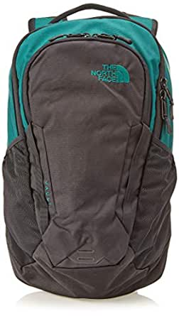 North Face Vault Hiking Backpack One Size Botanicalgardengrn/tnfblk
