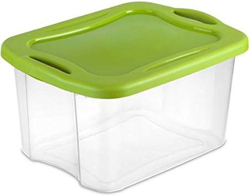 Amazon.com: Caja de Sterilite 40 Quart caso de 6 ...