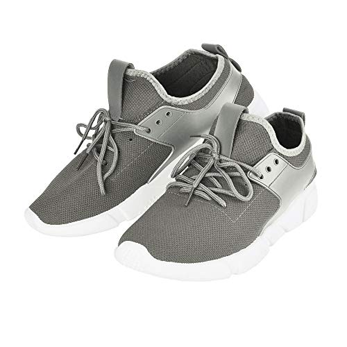 Sports Femme Chaussures Sneakers Hommes Basket Fitness Gym Mode Outdoor Course De Casual Riou Gray7 Athlétique TqwYgfx5T