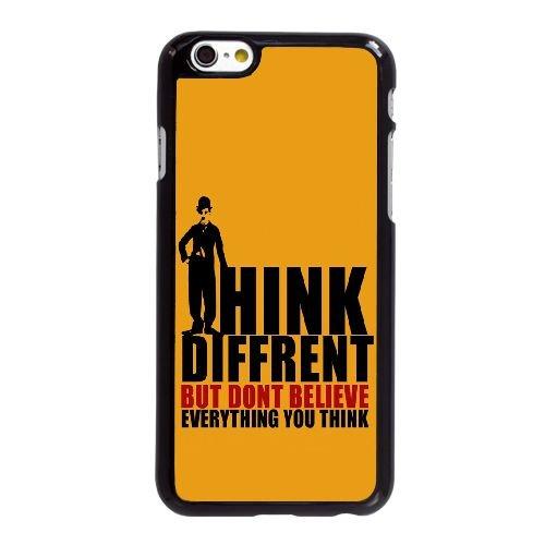 Think Different Mais DO02PY2 coque iPhone 6 6S 4,7 pouces de mobile cas coque G2CQ1G4XR