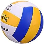 Palla-da-Gioco-Soft-Touch-Pallone-Volley-Ufficiale-Taglia-5-Indoor-Outdoor-Beach-Gym-Pelle-Sintetica