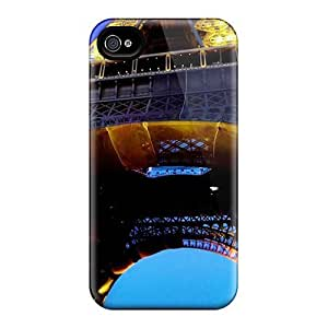 RgDBGtP889YYgHr Tpu Phone Case With Fashionable Look For Iphone 4/4s - Tour Eiffel