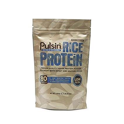 Pulsin Arroz 250 g de concentrado de proteína
