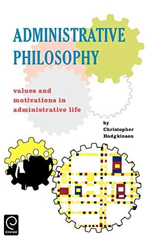 Administrative Philosophy
